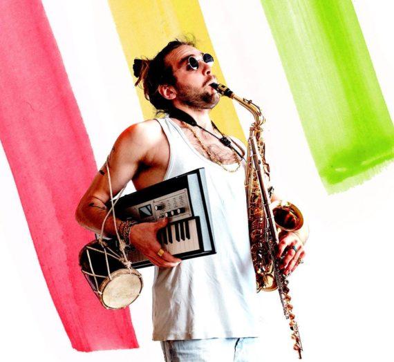 Muito Kaballa – Ein Klangjongleur sorgt für glückliche Gesichter