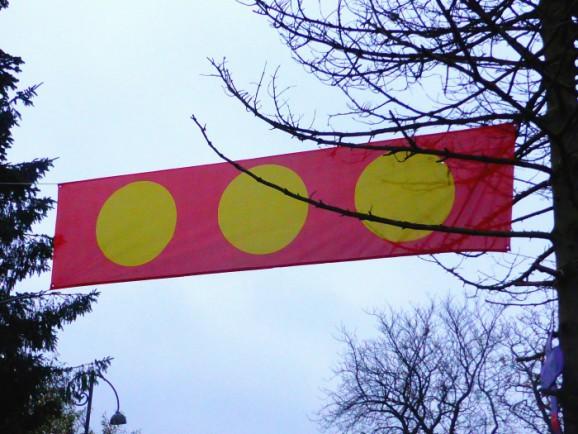 christiania flagge