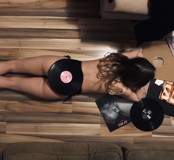 Ein Blick in meine Plattensammlung: DJ Hell