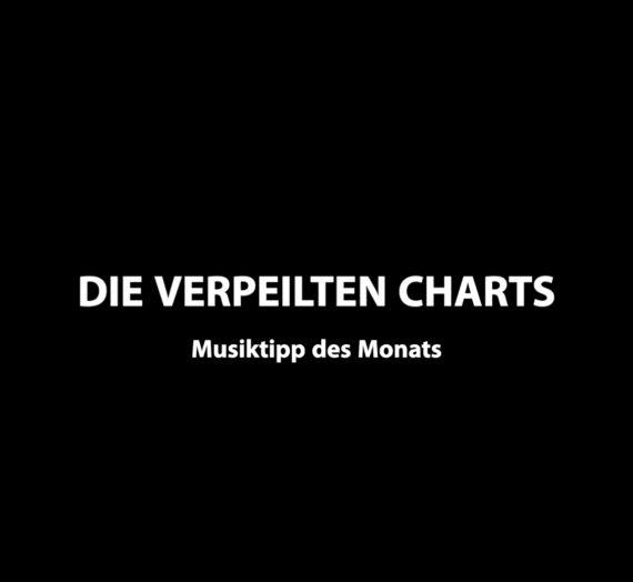 Die verpeilten Charts mit Mary Clark, Roosevelt, Pure Energy, Tosca, Billy Bahama und Shintaro Sakamoto
