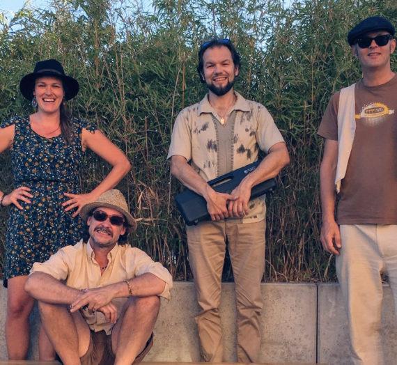 The Happy Gangstas: wenn Hippies musizieren