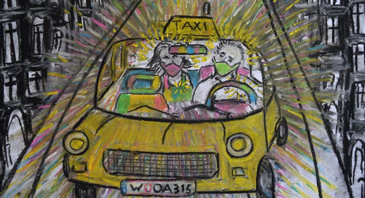 Taxi in Wien