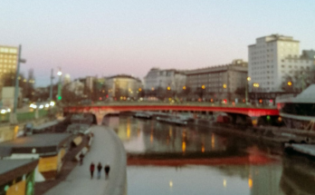 Wien Donaukanal
