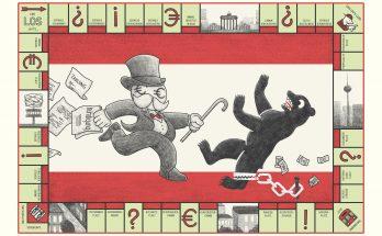 Mietendeckel gekippt Monopoly Stil